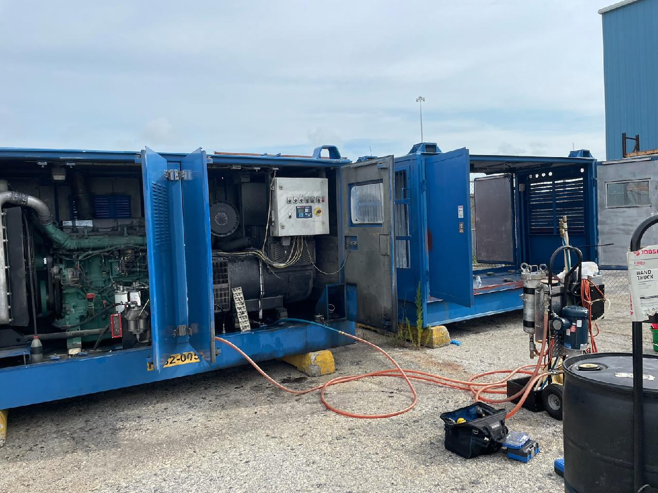 engine-units-are-at-Charleston-sc cleaning fuel