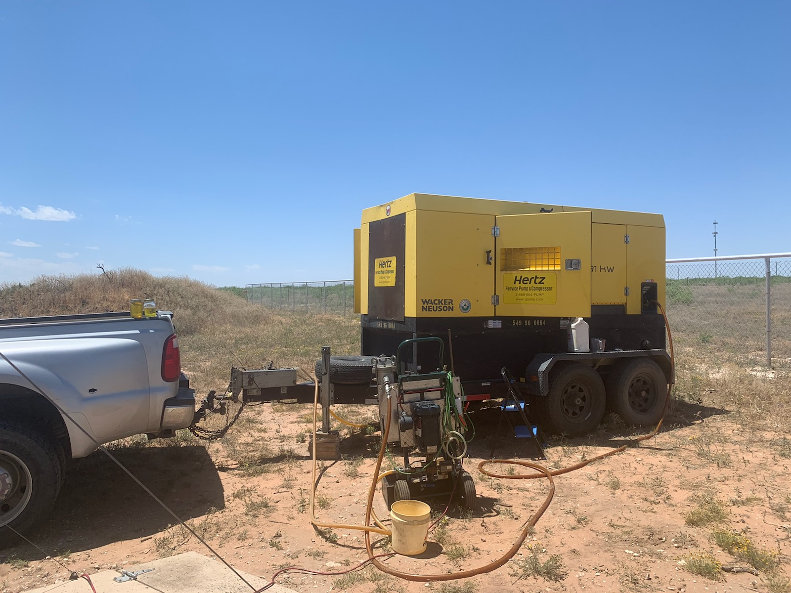 generator-in-Texas cleaning fuel